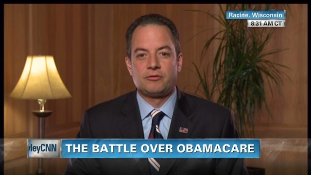 RNC: We'll run on Obamacare in 2014