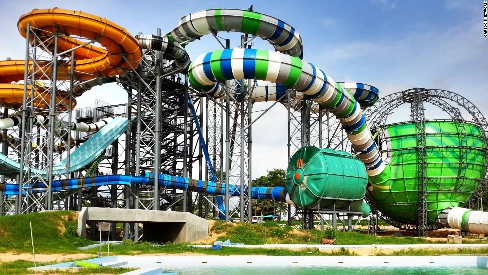 theme park date