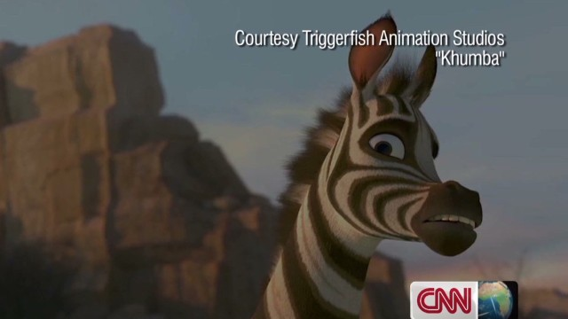 S. African director masters 3D animation