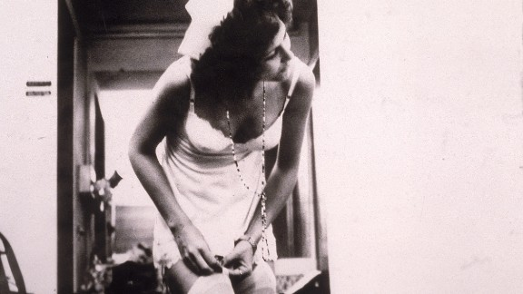 """Before she was the subject of a biopic, Linda Lovelace appeared in the classic 1972 porn film """"Deep Throat"""" which broke box office records. A 2005 documentary about the groundbreaking film fared well with critics and audiences."""
