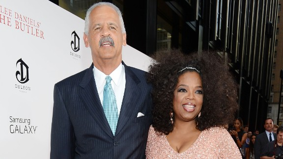 Although she's never married, Winfrey has had a longtime relationship with educator and entrepreneur Stedman Graham. The pair were briefly engaged in 1992 but called off the wedding.