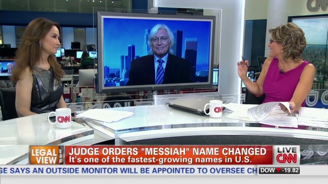 Judge rules against the name 'Messiah'