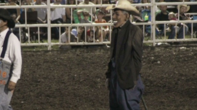 Rodeo clown the latest anti-Obama jab
