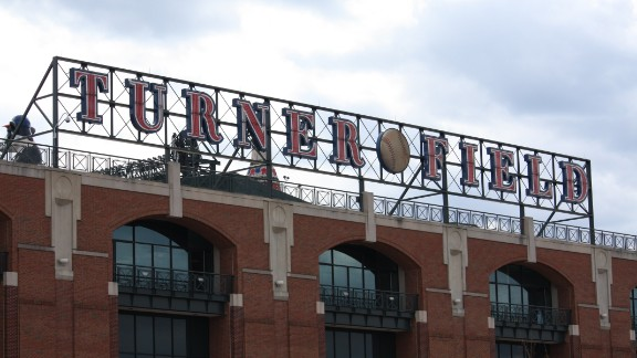 The Atlanta Braves have announced they'll leave Turner Field for a new stadium in 2017.
