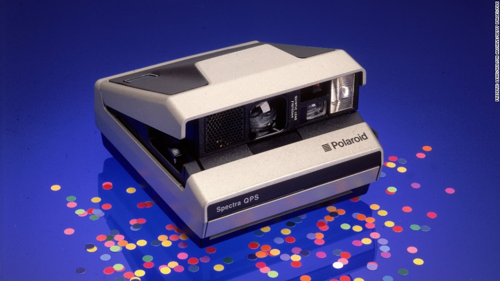 Long before there was Instagram, Polaroid was king. The Polaroid celebrated its 75th anniversary in 2012. But by then most of us had no more need to ever shake a Polaroid picture again. Not entirely resurrected, Polaroids are retro-cool and often pop up at weddings and other celebrations.