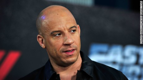 "Vin Diesel weighed in on Facebook with his ideas for ""Furious 8."""
