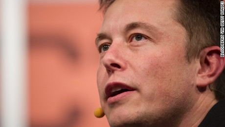 Elon Musk Fast Facts