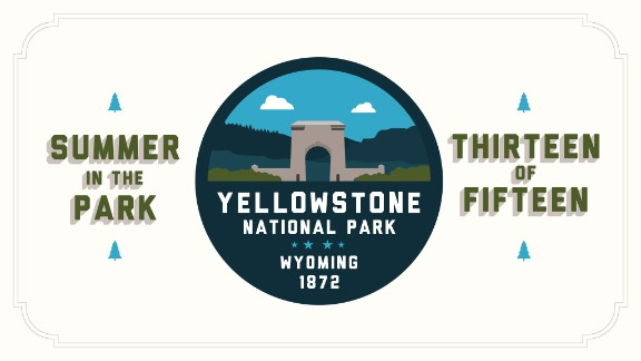 Yellowstone National Park was the nation