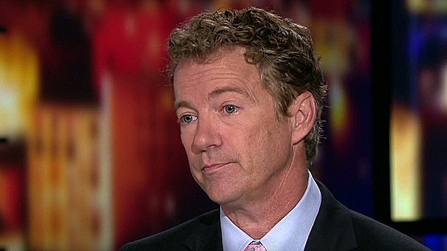 Sen. Paul: I am no birther