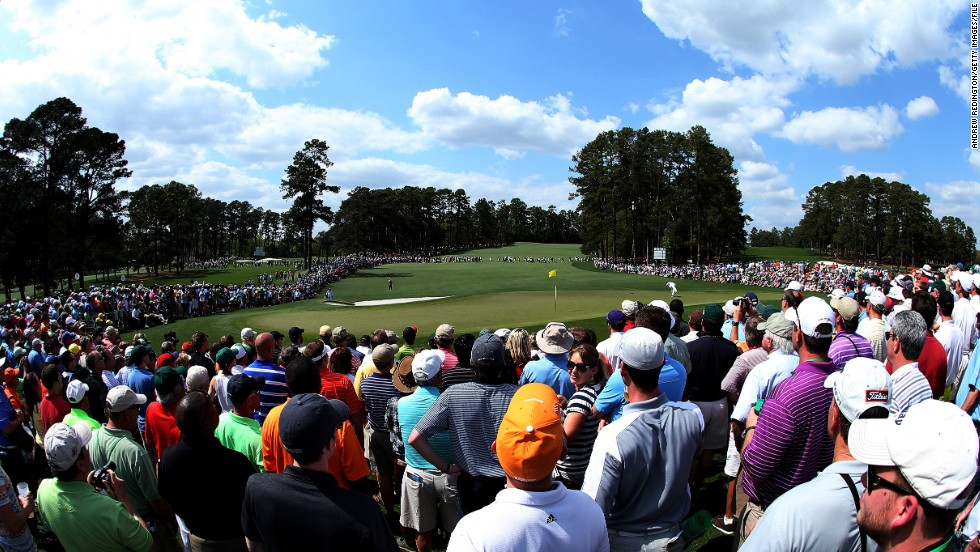 The tournaments themselves -- like The Masters at Augusta -- are a big money-spinner for the industry. Competitions run by the PGA of America, the PGA Tour, the USGA, and the LPGA generated approximately $1.2 billion in 2011. Tournament revenues include fees generated by selling broadcast rights to tournaments, corporate sponsorship of events, spectator ticket sales and merchandise.