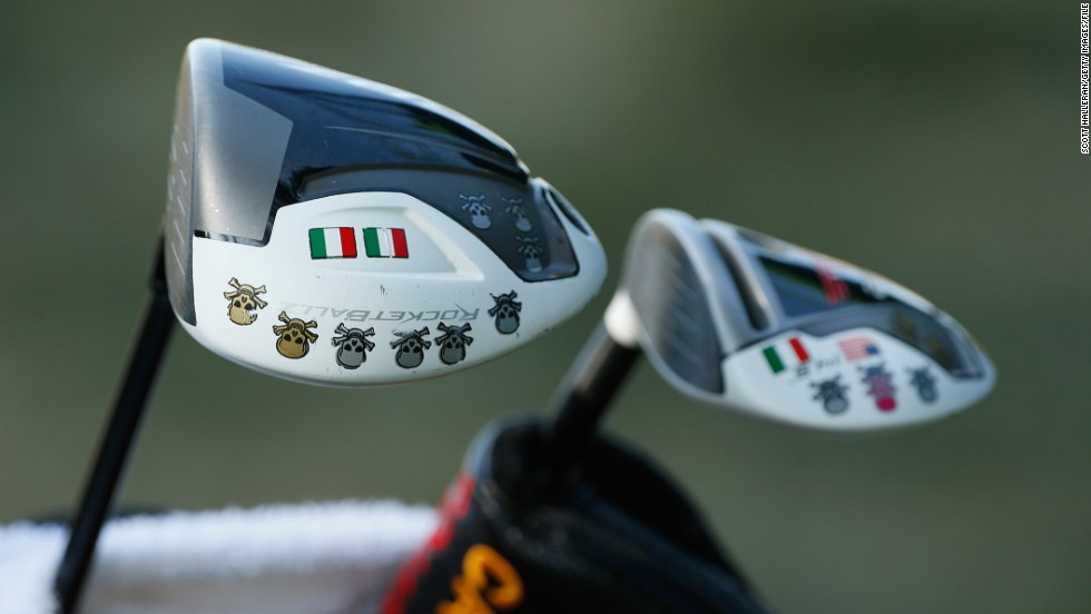 Equipment makes up a large chunk of golf's economic impact with pro and amateurs players alike clamoring to get their hands on the latest designs. Golfers in the United States spent $3.5 billion on equipment, according to latest figures.