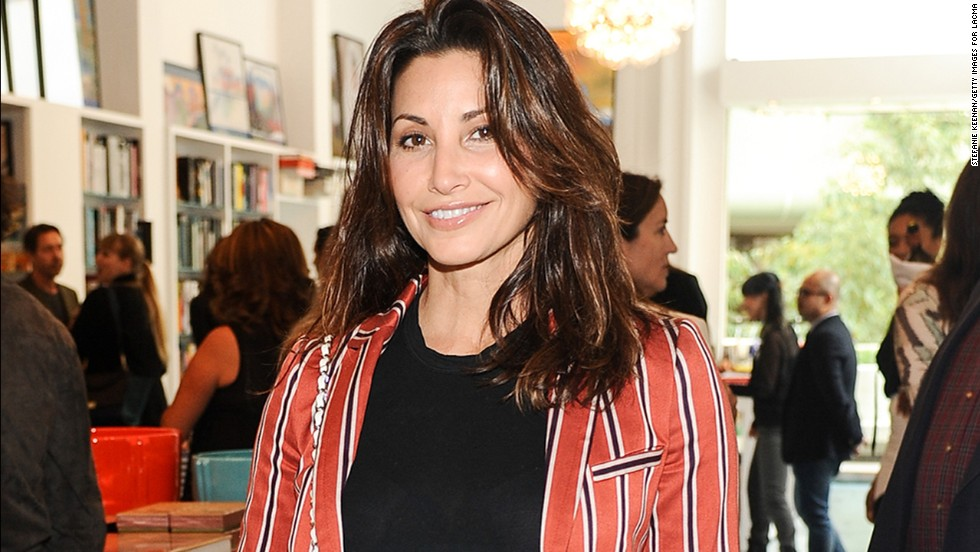 "Gina Gershon could easily don her skimpy ""Showgirls"" outfits at 52."