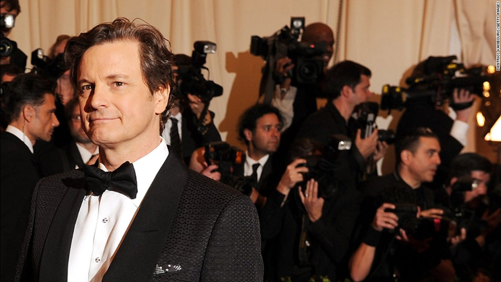 "At 54, Colin Firth still reminds us why we fell in love with him in ""Bridget Jones's Diary."""