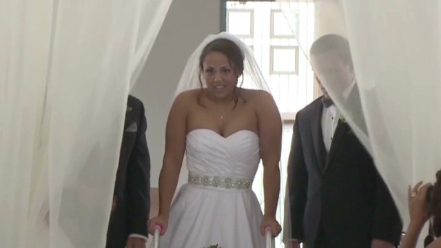 Bride Didn T Expect To Do This At Wedding
