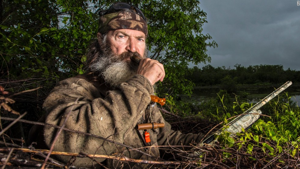 Duck dynasty speaks out against homosexuality