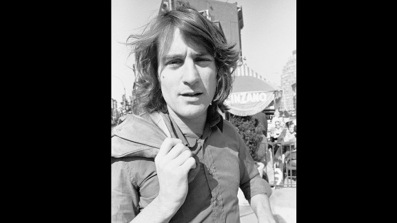 """Robert De Niro poses for a portrait in 1973, the year his breakthrough movie, """"Mean Streets,"""" was released."""