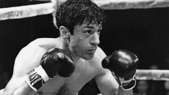 """For his role as Jake LaMotta in 1980's """"Raging Bull"""" -- directed by Scorsese -- De Niro gained 60 pounds."""