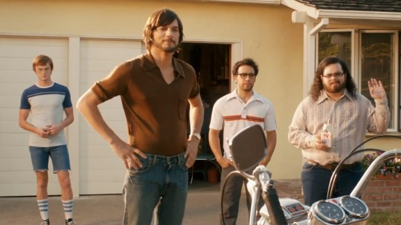 """A version of the ranch-style house appears in the recent """"Jobs"""" biopic with Ashton Kutcher."""