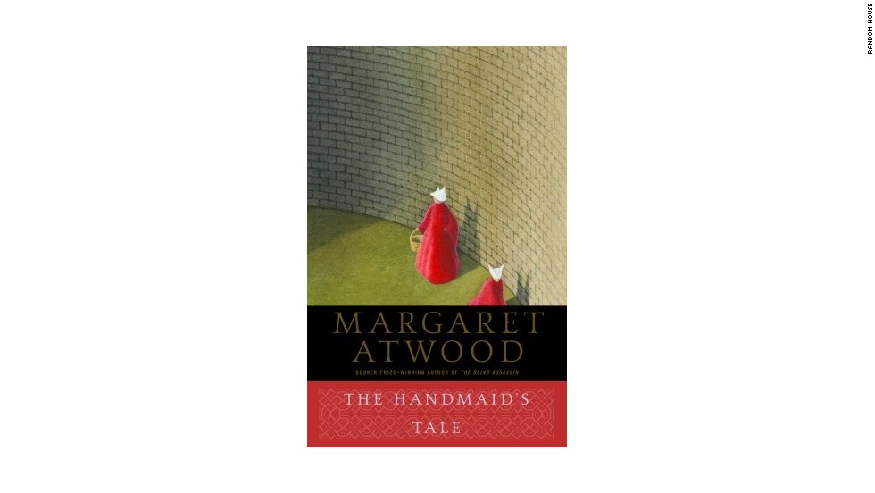 "One of Shannon's biggest inspirations is Margaret Atwood's ""The Handmaid's Tale."" It introduced her to dystopia, and then Shannon decided to blend it with fantasy, rather than science fiction."