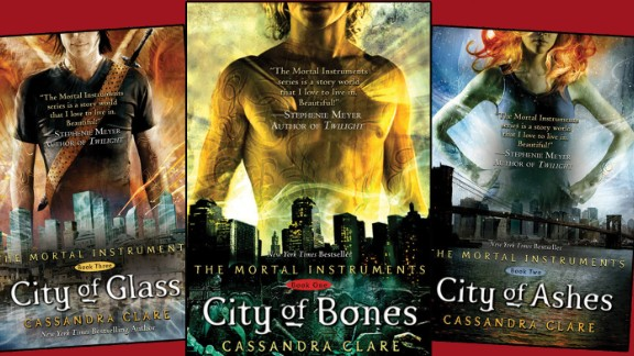 "Book or movie? So far, the books are better. While Clare's work has landed on the New York Times best-seller list, ""Mortal Instruments: City of Bones"" had a rating of just 12% fresh on RottenTomatoes.com."