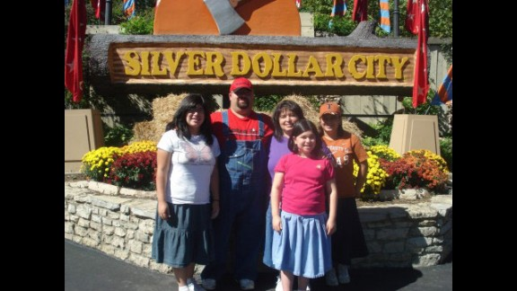 McCarty took his family to the Silver Dollar City amusement park last summer, but couldn't ride the PowderKeg roller coaster because of his weight.