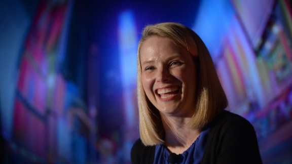 CEO Marissa Mayer has made revamping Yahoo's e-mail service a priority since taking over in 2012.
