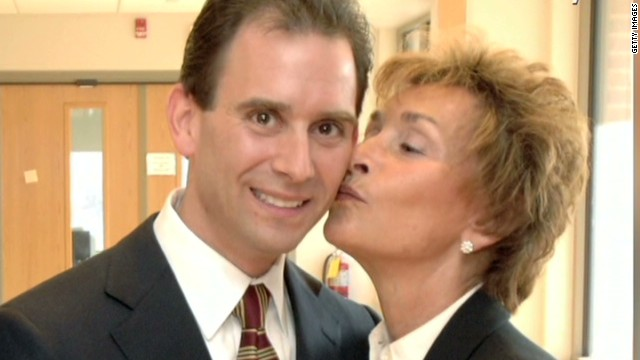newday dnt brown judge judy son adam levy defamation suit_00001621.jpg
