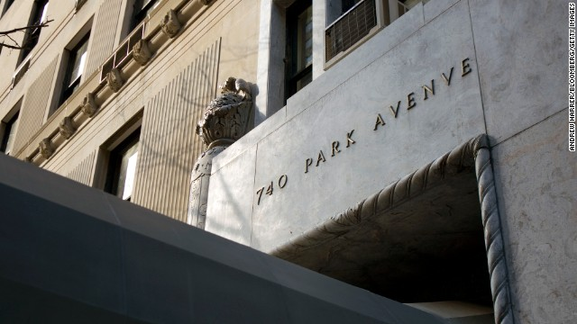 Police are focusing on four robberies that occurred while residents of 740 Park Avenue were on vacation.