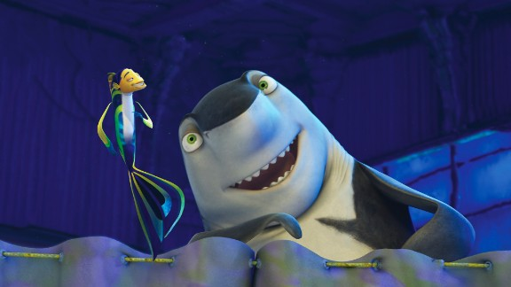 In 2004, the shark wave rolled on with DreamWorks