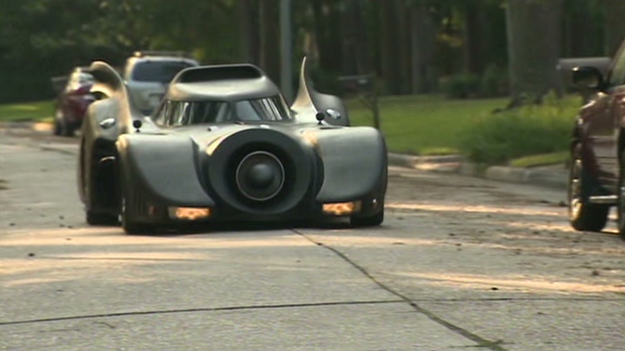 From Corvette to custom-made \'Bat Car\' - CNN Video