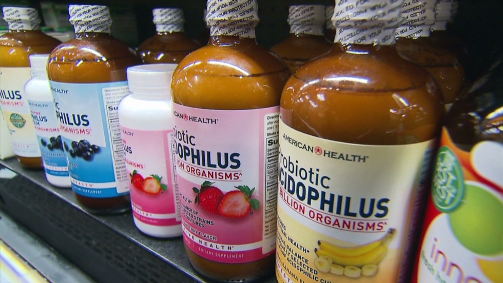 "Probiotic use was four times as high in 2012 as it was in 2002, according to the NIH. Probiotics found in yogurt are ""good"" bacteria that can prevent stomach problems, according to some studies."