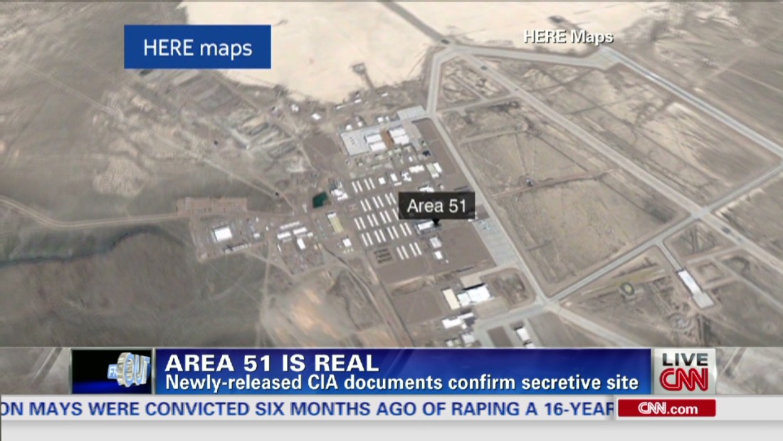 Meet the guy behind the 'Area 51' page. He's terrified of what he's created