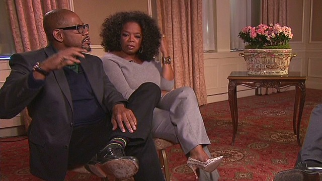 Oprah: Racism over when we release fear