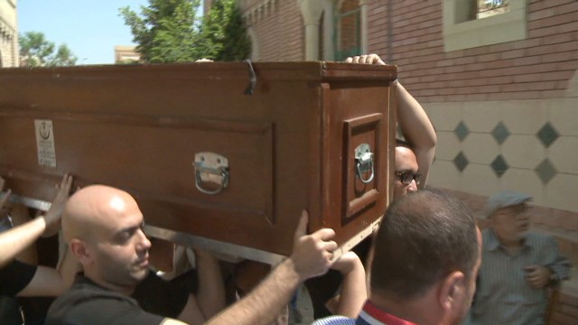 Mourning Brotherhood leader's loss