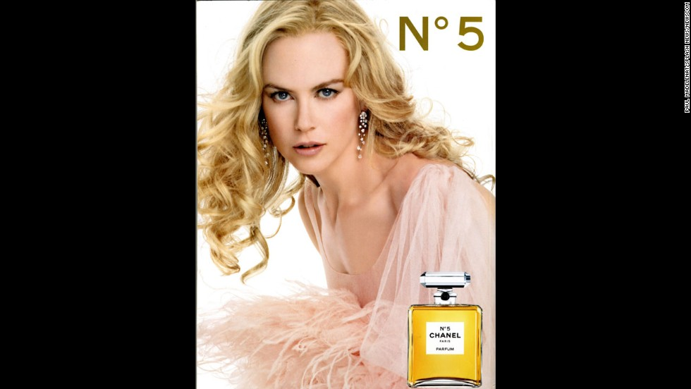 "In 2004, actress Nicole Kidman became the new face of the perfume and <a href=""http://inside.chanel.com/en/#!/no5/advertising"" target=""_blank"">starred in a commercial</a> for No. 5 that was directed by Baz Luhrmann."