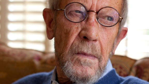 Crime novelist and screenwriter Elmore Leonard, who was recovering from a stroke, died August 20, his literary agent said. He was 87.