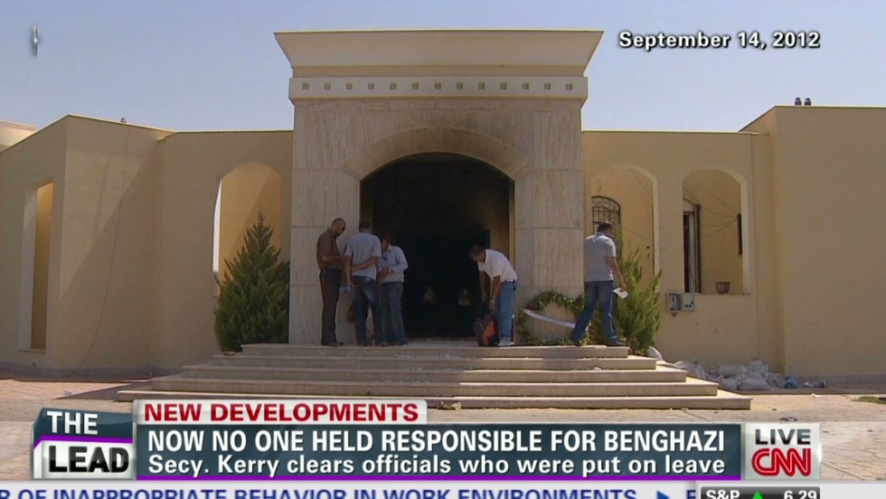 Benghazi hit by blast on anniversary of US Consulate attack CNN