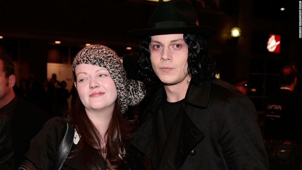 Remember when the White Stripes, Meg White and Jack White, were claiming to be siblings? Turns out they were actually married. The two divorced in 1999, and the band broke up for good in 2011.