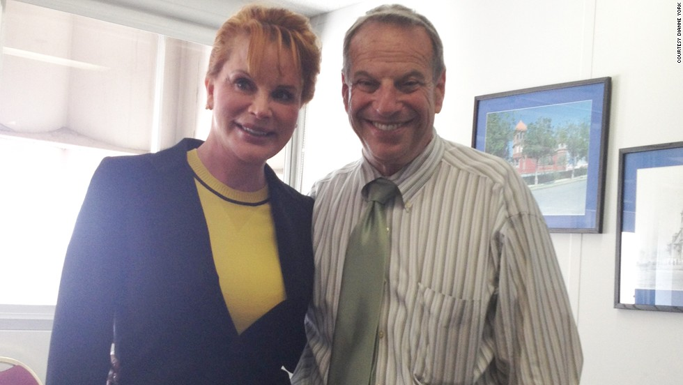 "Businesswoman <a href=""http://www.cnn.com/2013/08/21/us/san-diego-mayor-bob-filner-scandal/index.html"" target=""_blank"">Dianne York</a> told CNN that<a href=""http://www.cnn.com/2013/08/21/us/san-diego-mayor-bob-filner-scandal/index.html""> San Diego Mayor Bob Filner </a>put his hands on her buttocks during this photo op after a meeting three months ago. York said there were witnesses. She said both her advisers and Filner's were in the room at the time. Click through the gallery of other women who have come forward in the case."