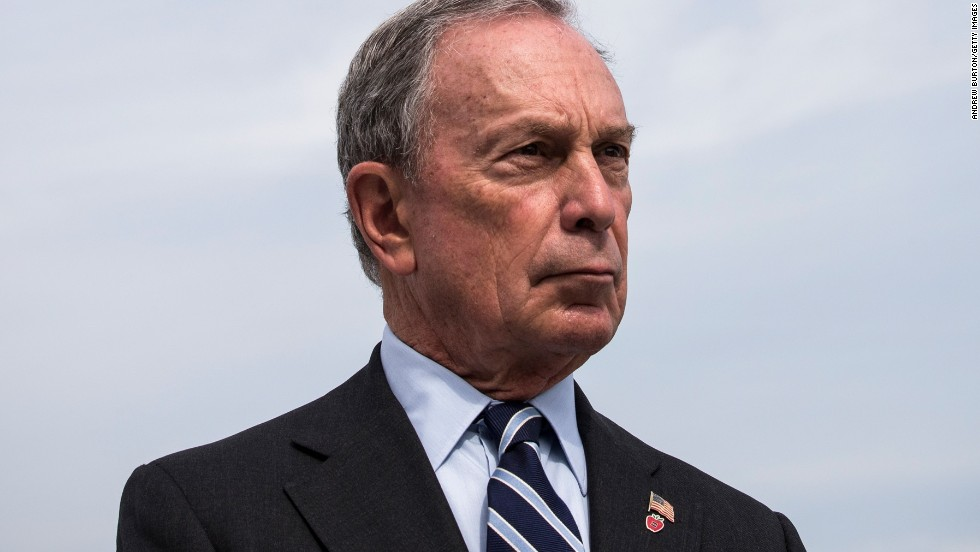 Former New York City Mayor Michael Bloomberg was a Democrat until he joined the Republican Party in 2001. As mayor he supported abortion rights, same-sex marriage and advocated for gun control, and in 2007 he became an independent before a potential presidential bid.
