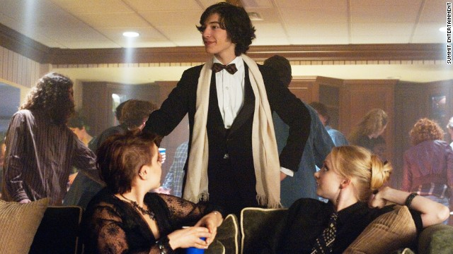 "At age 22, Ezra Miller already has made a name for himself in films such as ""The Perks of Being a Wallflower."""