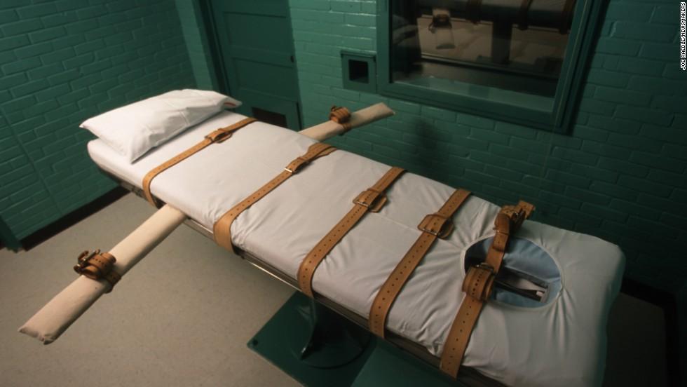 the texas death chamber in huntsville texas seen in june 2000 is