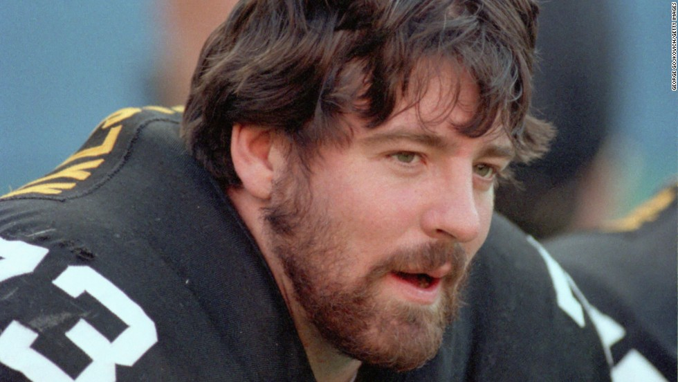 "The death of 36-year-old Pittsburgh Steelers offensive lineman Justin Strzelczyk put the link between football and CTE in the national spotlight. Strzelczyk was <a href=""http://www.nytimes.com/2007/06/15/sports/football/15brain.html"" target=""_blank"">killed in a 2004 car crash</a> crash after a 40-mile high-speed chase with police in New York."
