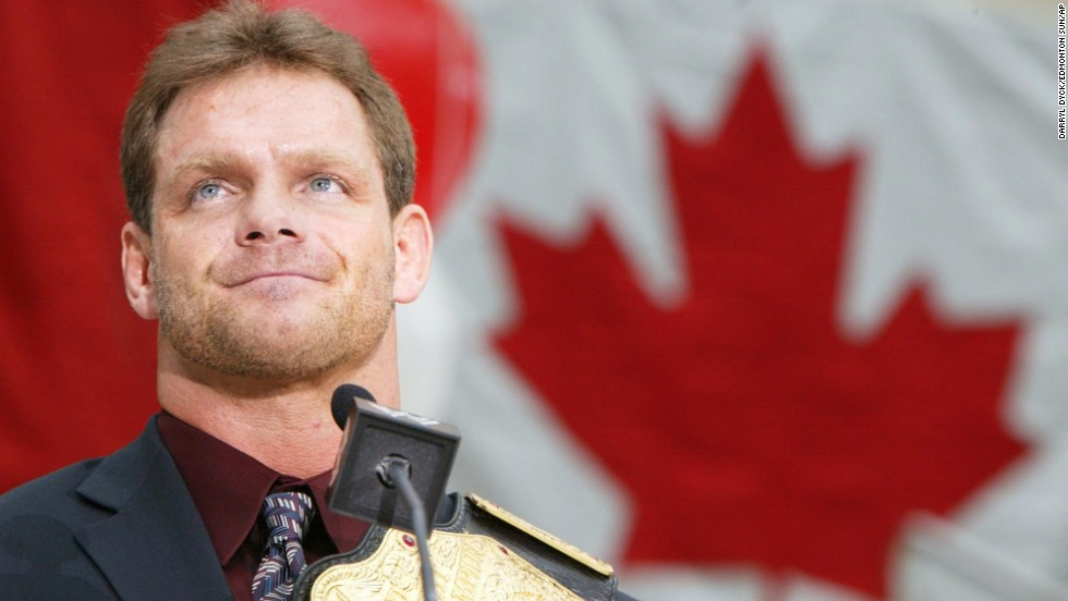 Pro wrestler Chris Benoit was found dead at his suburban Atlanta home along with his wife, Nancy, and son in an apparent murder-suicide. Testing found that the damage to his brain was similar to that of an elderly Alzheimer's patient.