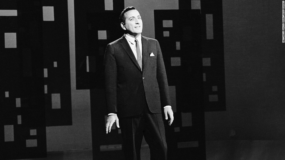"The resurrection of Tony Bennett's career is often credited to Bernstein, who booked him at Carnegie Hall in 1962. Here Bennett appears on the ""The Tonight Show"" in October of 1962."