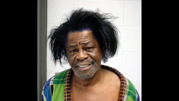 Singer James Brown was arrested in Aiken, South Carolina, on January 28, 2004, and charged with Criminal Domestic Violence.
