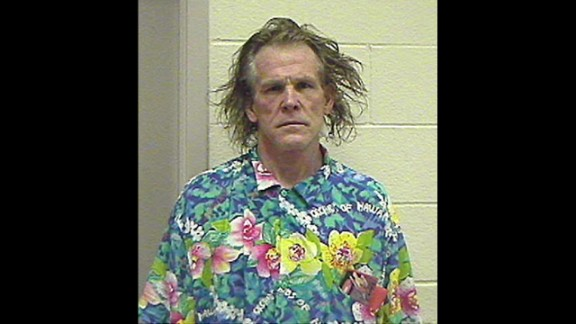 "Actor Nick Nolte was arrested on suspicion of driving under the influence of drugs or alcohol on September 11, 2002. A California Highway Patrol officer saw the actor's car swerving across the highway. Nolte was described as ""drooling"" and ""droopy-eyed."""