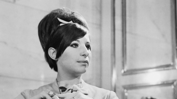 Sorry porn aficionados: A young Barbra Streisand, seen here in 1966, did not appear in a stag film. As The Village Voice pointed out in 2003, it was just an adult film actress with a pronounced nose.