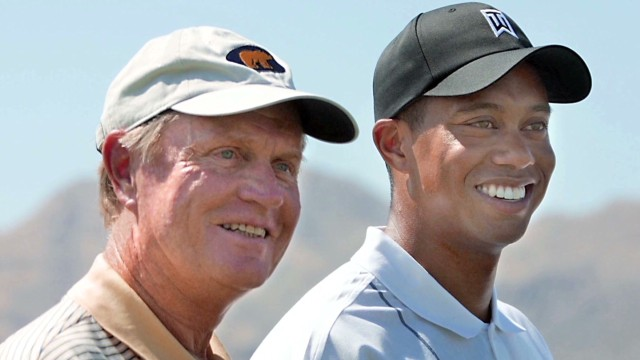 Nicklaus: Tiger will break my record