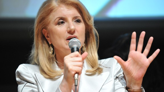 Arianna Huffington says we need to thrive, not just succeed.